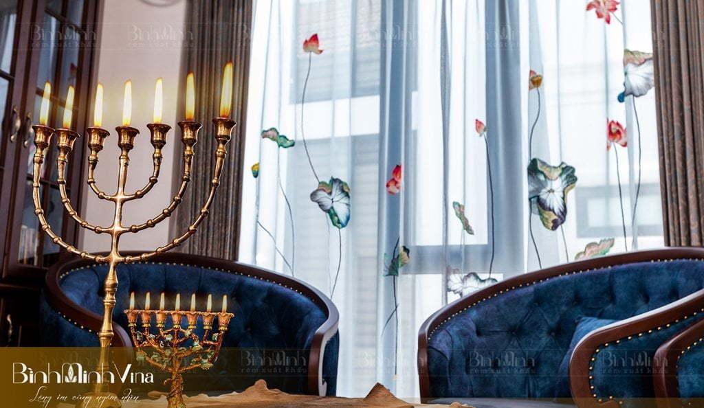 Năm Tân Sửu lựa chọn rèm cửa nào cho tổ ấm?