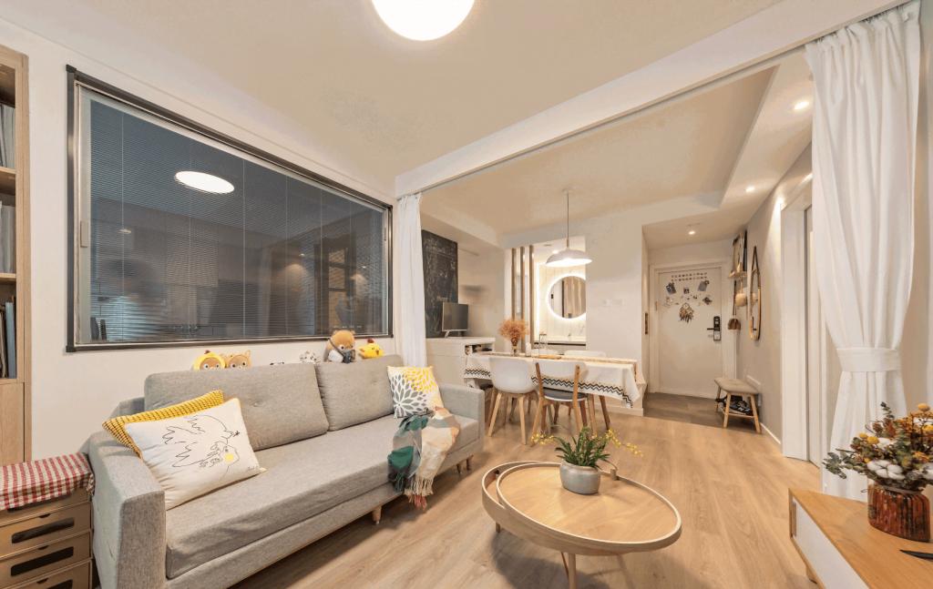 Cách chọn rèm cửa cho căn hộ nhỏ trong năm 2021