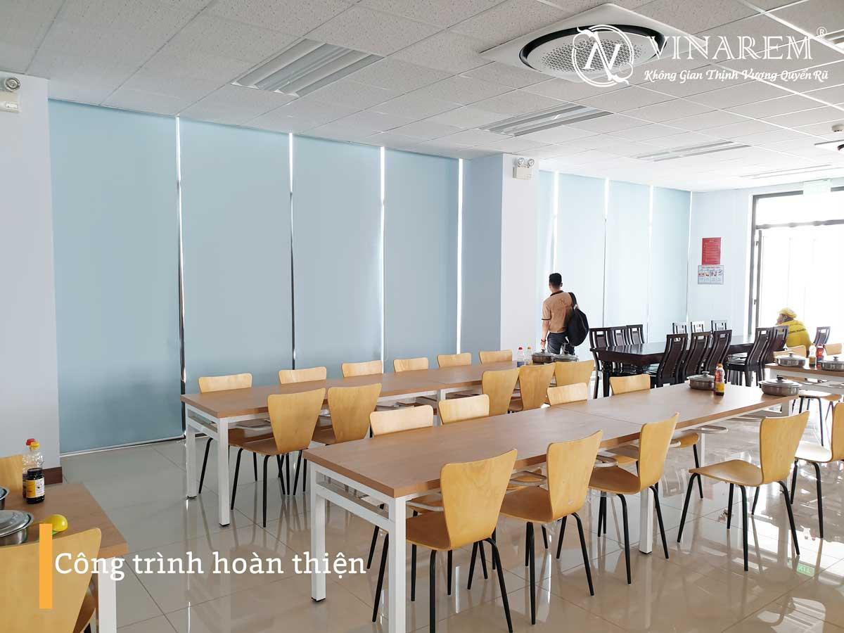 Công trình cho công ty CAP khu công nghệ cao Q9 | Vinarem