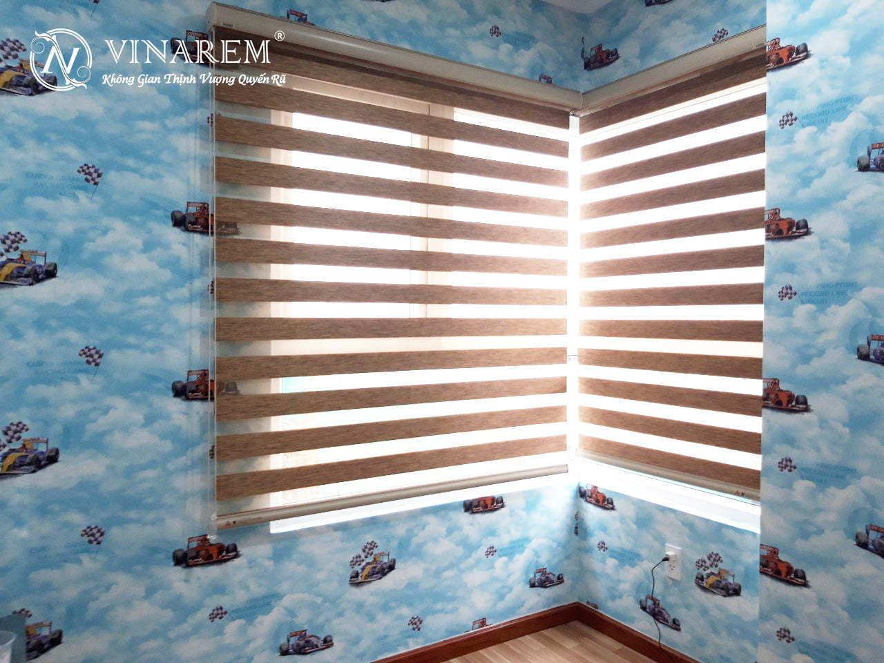 Rèm cầu vồng cho cửa sổ phòng ngủ | Vinarem