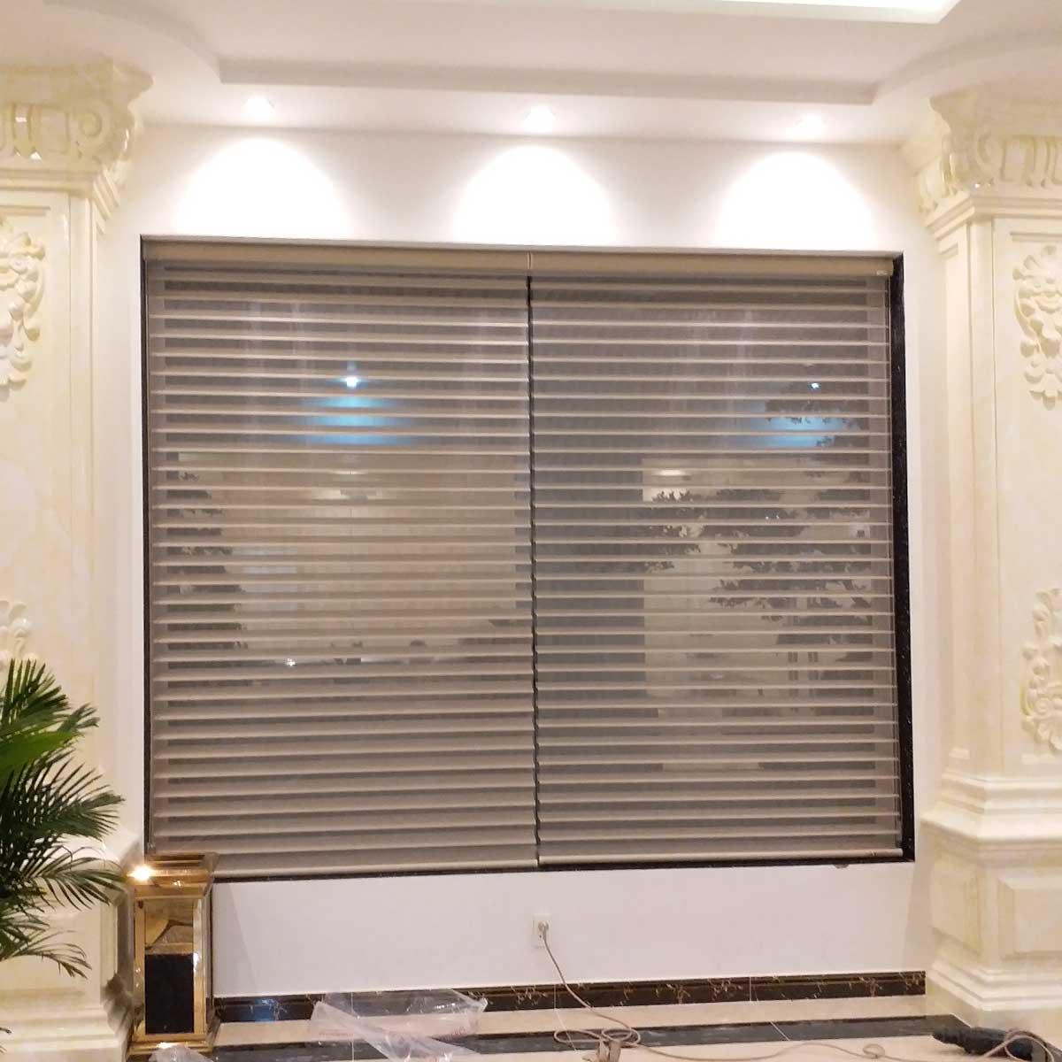 Công trình rèm cửa tại khách sạn Vạn Kim Long