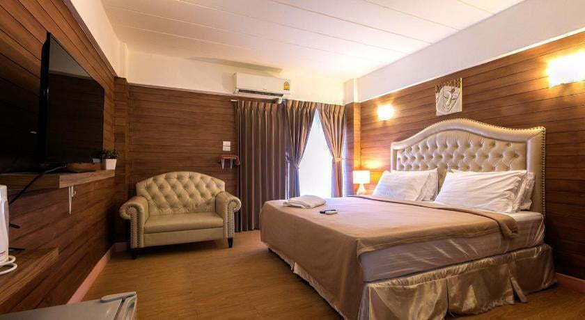 Rèm vải hai lớp dành cho không gian khách sạn sang trọng | Vinarem
