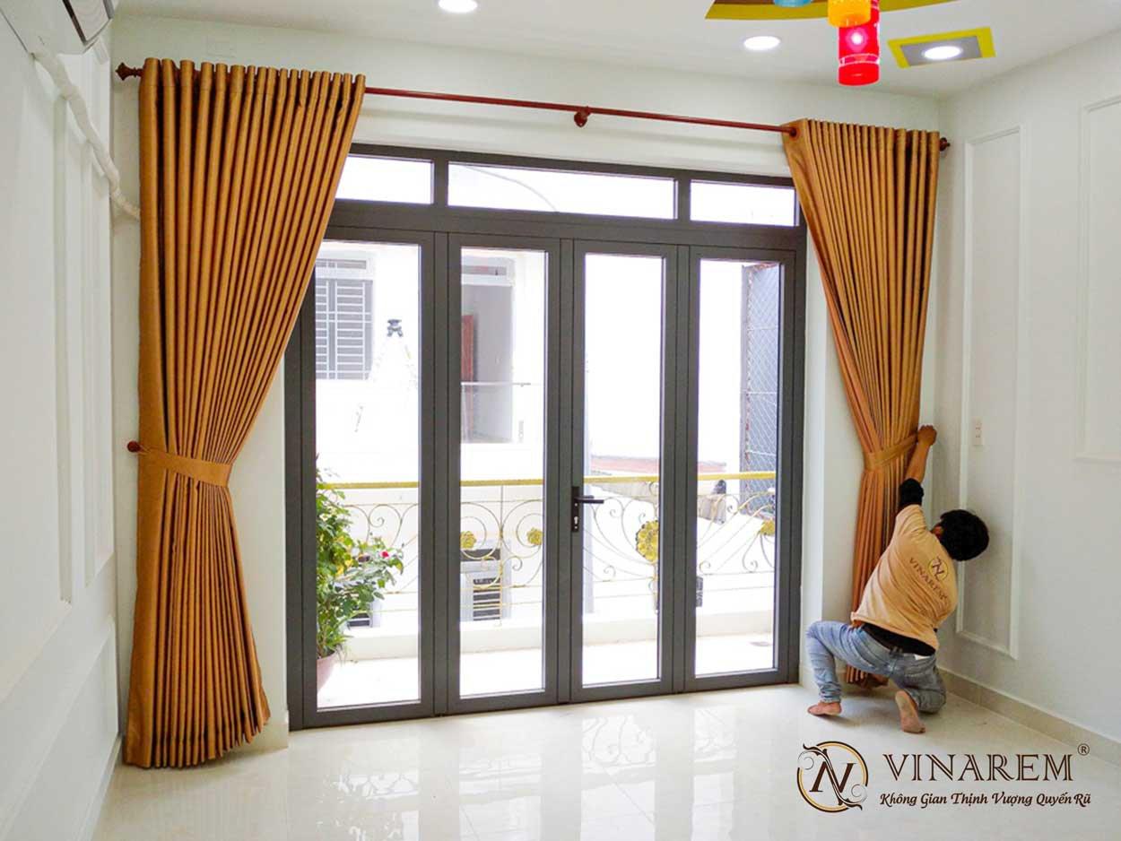 Rèm cửa biệt thự nhà phố 12 | Vinarem