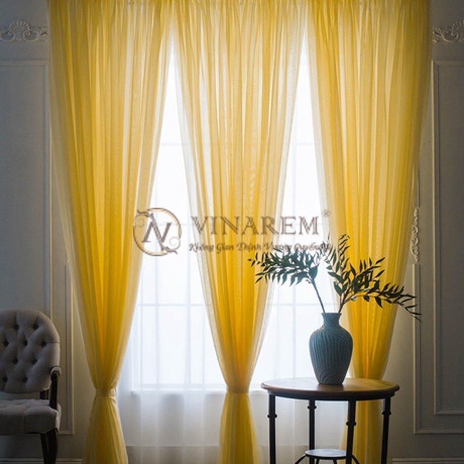 Rèm voan cho căn hộ hiện đại SK410 | Vinarem