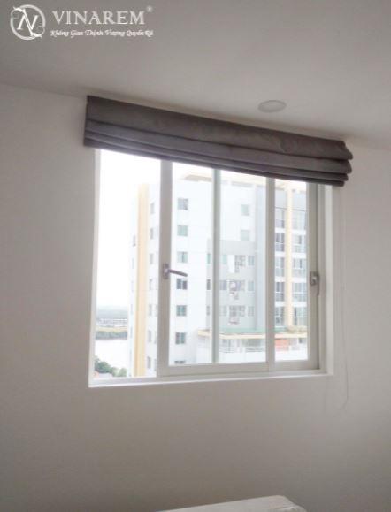 rèm cửa sổ roman