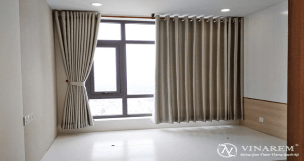 Rèm vải - rèm cửa sổ phòng ngủ phù hợp cho mọi gia đình